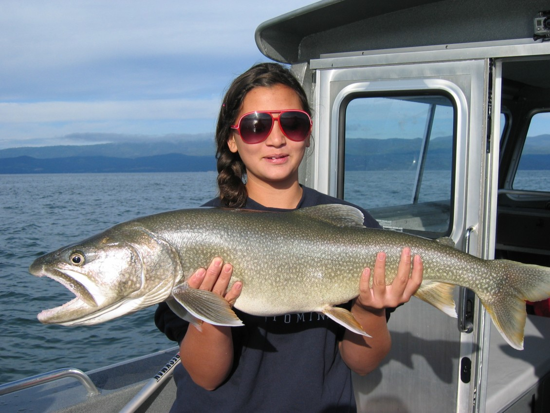 Charter fishing trip rates bagley guide service bigfork mt for Flathead lake montana fishing